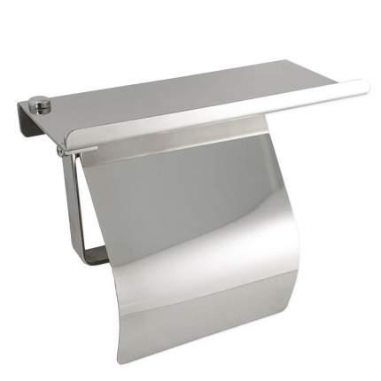 Держатель для туалетной бумаги с полочкой и крышкой Gfmark 79906
