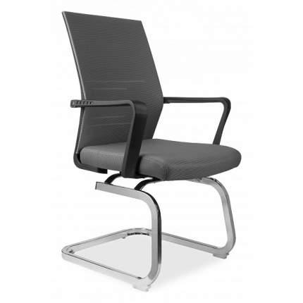 Кресло RCH G818 Серая сетка на полозьях