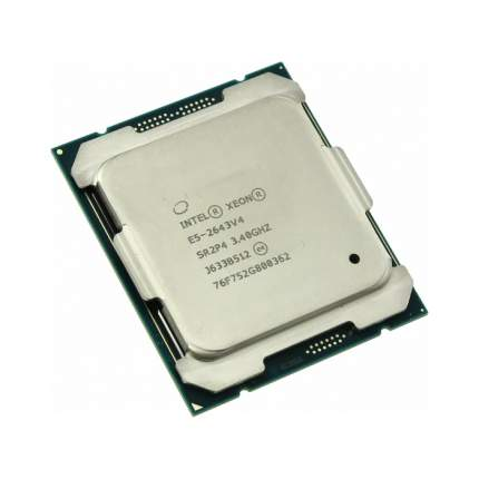 Процессор Intel Xeon E5-2643 v4 Tray