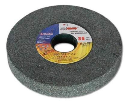 Круг шлифовальный ЛУГА-АБРАЗИВ 1  125 Х 16 Х 12.7 63С 40 K,L (40СМ)