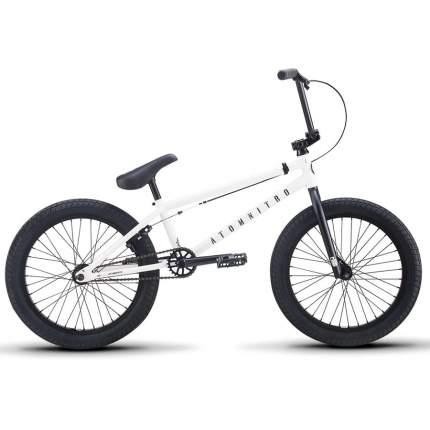 """Велосипед Atom Nitro 2021 20.75"""" matt white"""