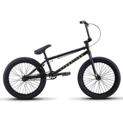 """Велосипед Atom Nitro 2021 20.75"""" graphite black"""
