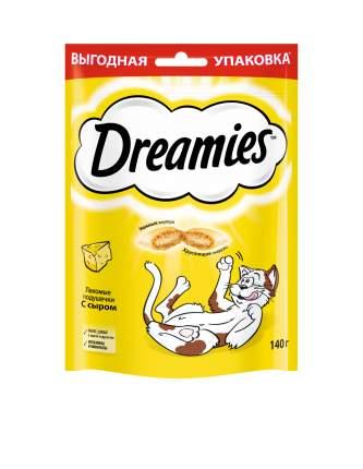 Лакомство для кошек Dreamies, Лакомые подушечки с сыром, 140г