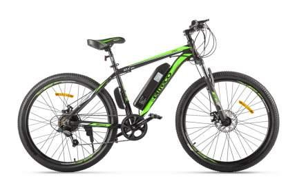 Электровелосипед Eltreco XT 600 Limited edition (2020) (зеленый)