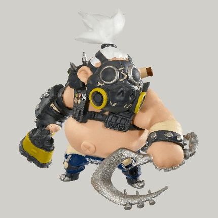 Фигурка Cute But Deadly Overwatch: Roadhog