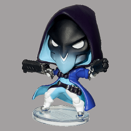 Фигурка Cute But Deadly Games: Overwatch: Reaper Shiver