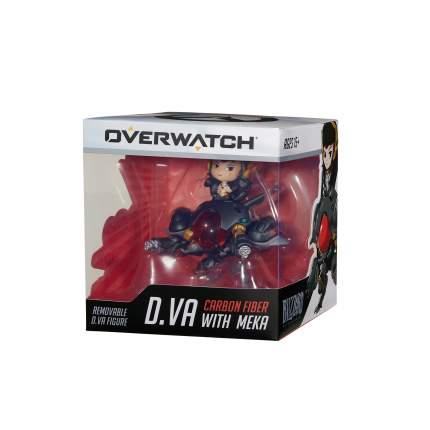 Фигурка Cute But Deadly Overwatch: D.Va with Mekka