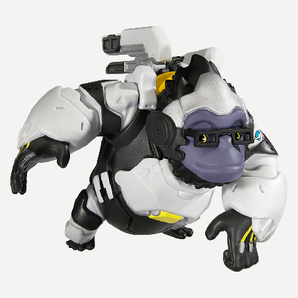 Коллекционная фигурка Cute But Deadly Overwatch Winston