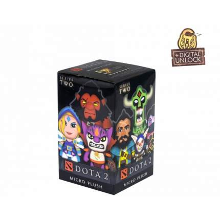 Коллекционная плюшевая игрушка DOTA2 Серия 2