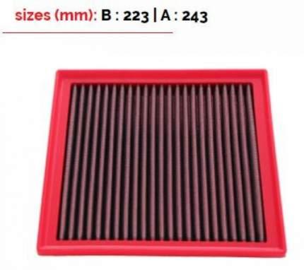 BMC FB863/20 Фильтр воздушный для Grand Cherokee (WK2) SRT8/CAMRY V6 3.5/RX350/ES350