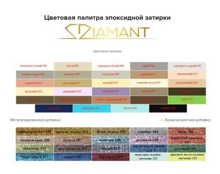 Затирка эпоксидная 028 Диамант графит 1 кг