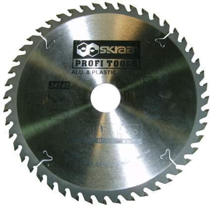 Пильный диск ALU PLASTIC 210х30мм 48Т Skrab 34145
