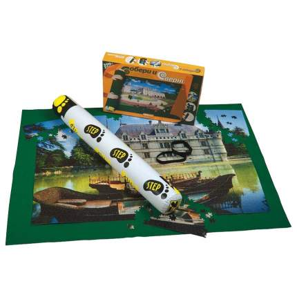 Коврик для сборки пазлов Step Puzzle 40x27x55 см