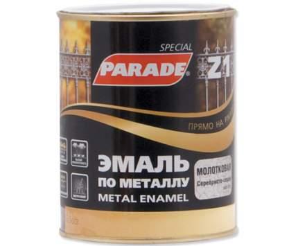 Эмаль по металлу Parade Z1 гладкая  RAL 6005 Зеленый 2,5л