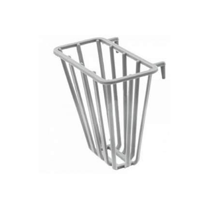 Сенница для грызунов Дарэлл, подвесной, серый, 9,5х7,55 см