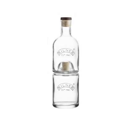 Набор из 2 бутылок с пробками Kilner, 0,33 л и 0,35 л