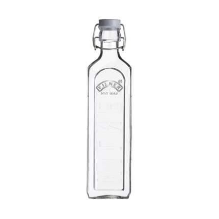 Бутылка Kilner Clip Top с мерными делениями, 1 л