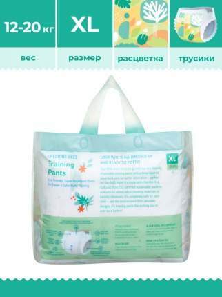 Трусики-подгузники Offspring Лес 5/XL (12-20 кг), 30 шт.