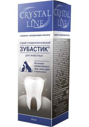 Спрей для полости рта кошек и собак Api-San Crystal Line Зубастик, 30мл