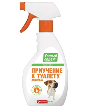 Спрей для приучения к туалету APICENNA пластиковая емкость, 200 мл
