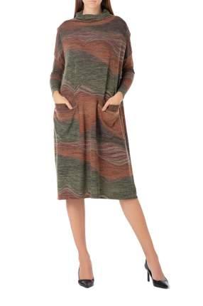 Платье женское Adzhedo 41777 коричневое L