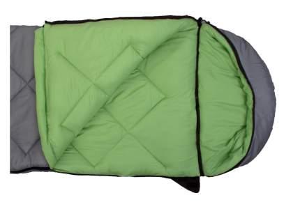 """Спальный мешок Larsen """"RS 350R-2"""", цвет: серый (замок справа)"""