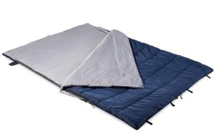 """Спальный мешок """"Galaxy -10"""", цвет синий, серый"""