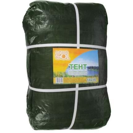Садовый шатер Sol SLTP-007.04 1400 х 1600 см