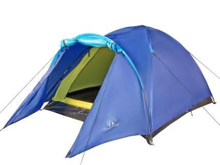 """Палатка 4-х местная Greenwood """"Target 4"""" (цвет: синий/голубой)"""