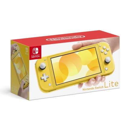 Игровая консоль Nintendo Switch Lite Yellow