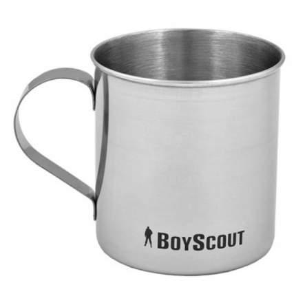 """Кружка туристическая """"Boyscout"""" из нержавеющей стали, 400 мл"""