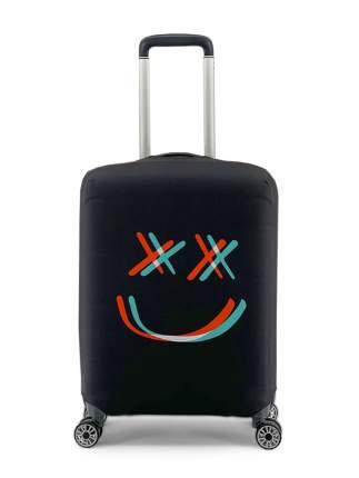 Чехол для чемодана Смайл S (ручная кладь)