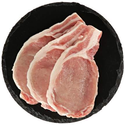 Стейк сочный свиной охл. 400г мираторг