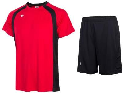 Комплект спортивной формы AS4 А9 - 609 03 854, mars red/black, 46 RU