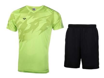 Комплект спортивной формы AS4 A14 - 609 03 342, lime/black, 50 RU