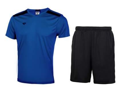 Комплект спортивной формы AS4 A14 - 609 03 341, blue/black, 44 RU