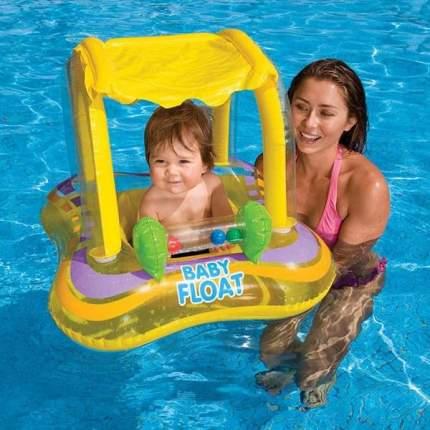 Круг для плавания Intex 56581 Kiddie Float От 1-2 года