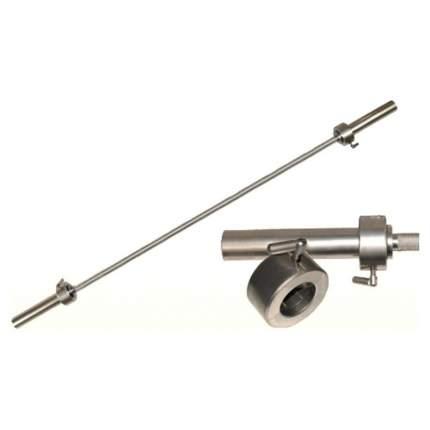 Barbell d 50 мм металлическая ручка/стопорный L710 мм