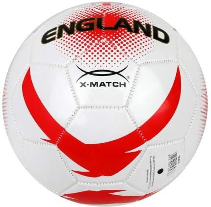 """Мяч футбольный """"Англия"""" X-Match, 1 слой"""