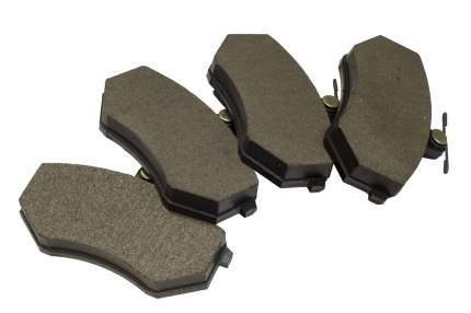 HI-Q sp1698_колодки дисковые передние seat alhambra, vw sharan 1.42.0tsi2.0tdi 10 SP1698