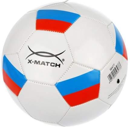"""Мяч футбольный """"X-Match"""", 1 слой PVC"""