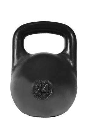 Гиря цельнолитая Titan Уральская 24 кг