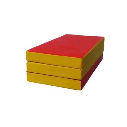 КМС № 9 (100 х 150 х 10) красно/желтый