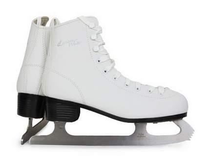 "Коньки фигурные Larsen ""White"", размер: 39"