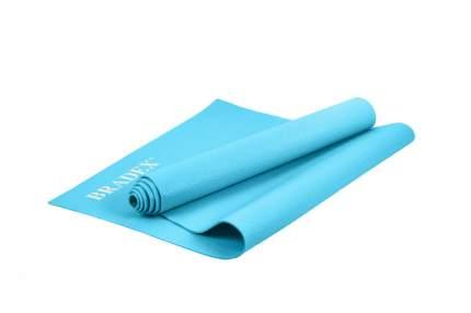 Коврик для йоги, цвет: бирюзовый, 173x61x0,3 см