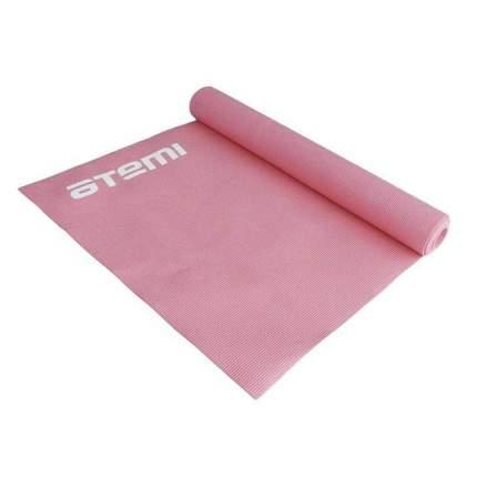 """Коврик для йоги и фитнеса Atemi """"AYM01P"""", ПВХ, 173х61х0,3 см, розовый"""