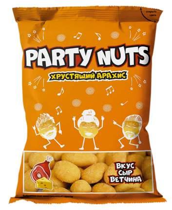 Хруст.арахис party nuts сыр ветчина 100г