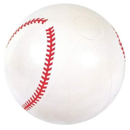 Мяч пляжный Bestway 31004 41 см Бейсбол белый