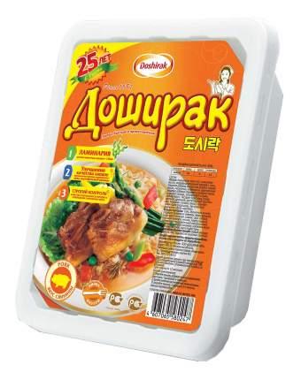 Лапша быстрого приготовления Доширак со вкусом свинины, 90 г