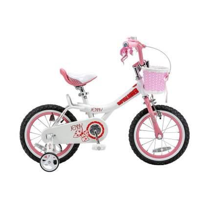 "Детский велосипед Royal Baby Jenny Steel 16"" Розовый"